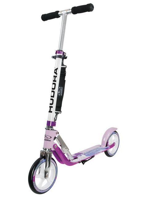 HUDORA Big Wheel City Scooter lila